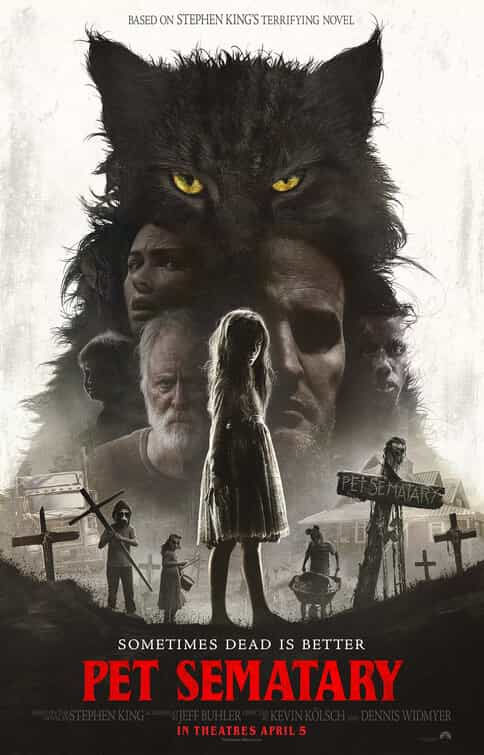 First trailer from the new Pet Sematary adaptation of Stephen Kings classic novel