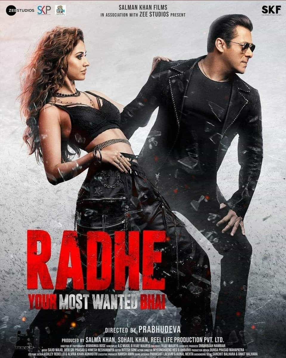 Radhe: The Most Wanted Bhai