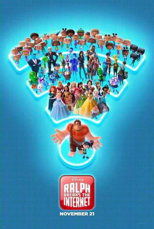 Last trailer for Ralph Breaks The Internet: Wreck-It Ralph 2