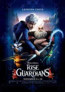 Chart Report: Rise of the Guardians rises to the top in the UK