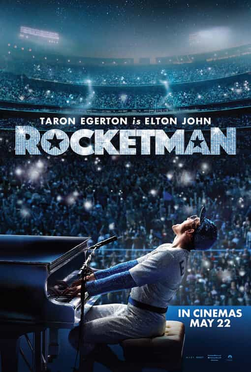 First full trailer for Elton John Bio-pic Rocketman