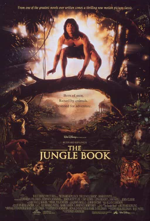 Rudyard Kiplings The Jungle Book