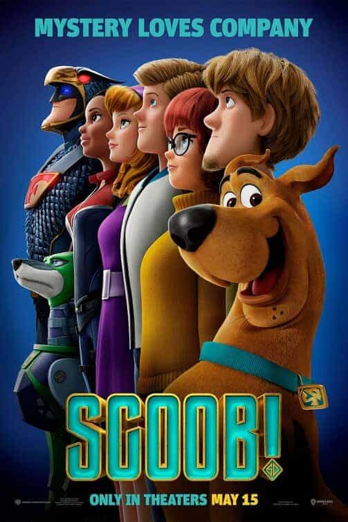 Scooby Doo gets an origins story in the first trailer for CG animated movie Scoob!