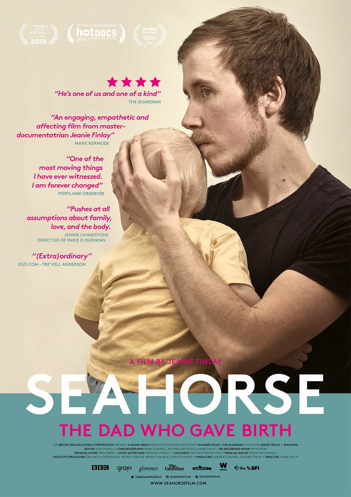 Seahorse: The Dad Who Gave Birth