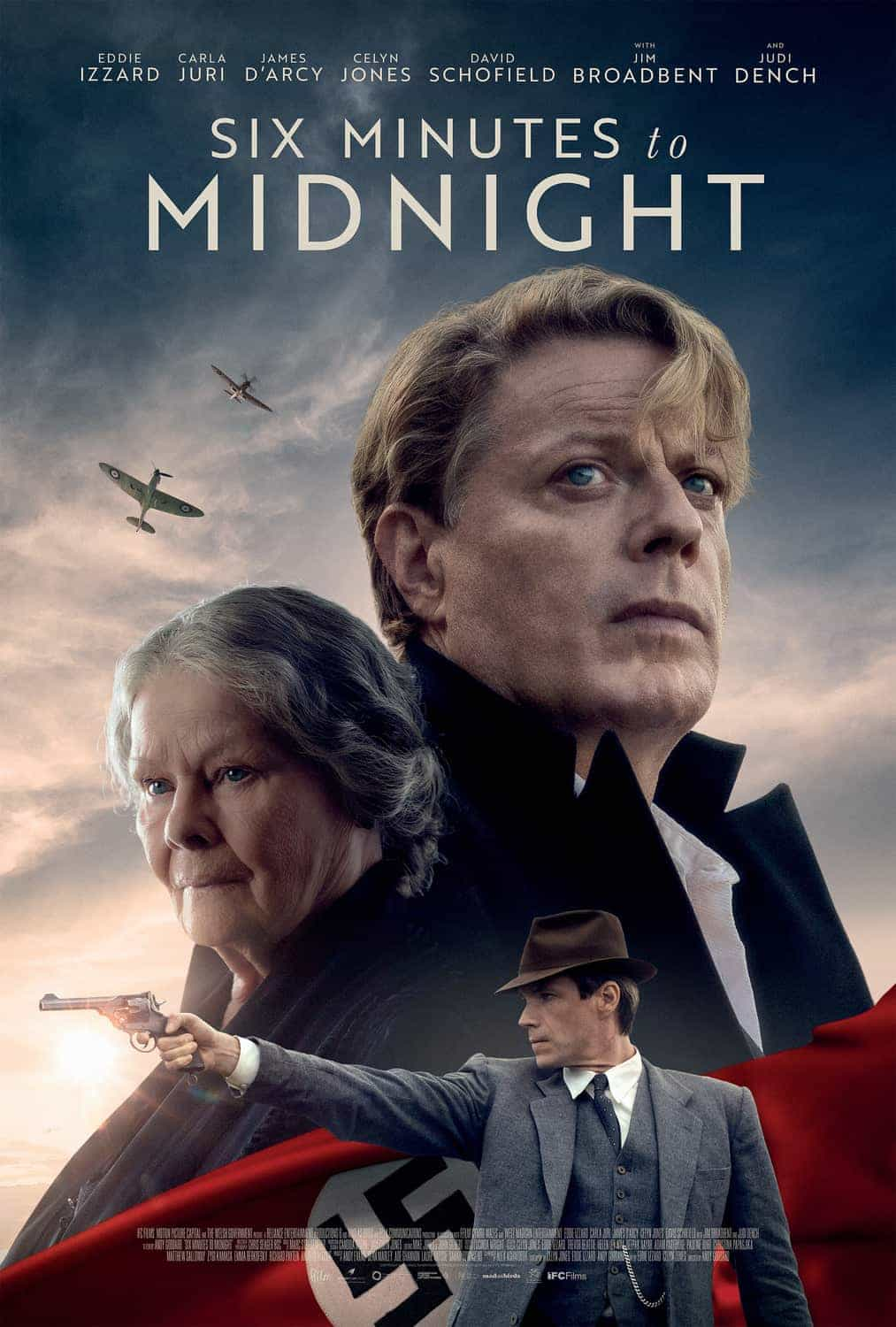 Six Minutes To Midnight has been given a 12A age rating in the UK for moderate violence, threat, bloody images
