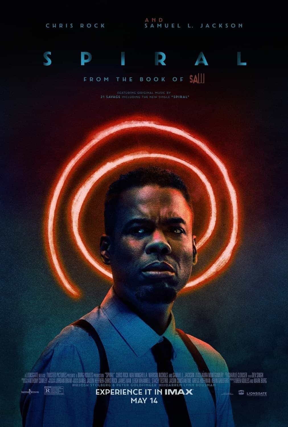 First trailer for the Saw reboot project headed up by Chris Rock - Spiral: From The Book Of Saw