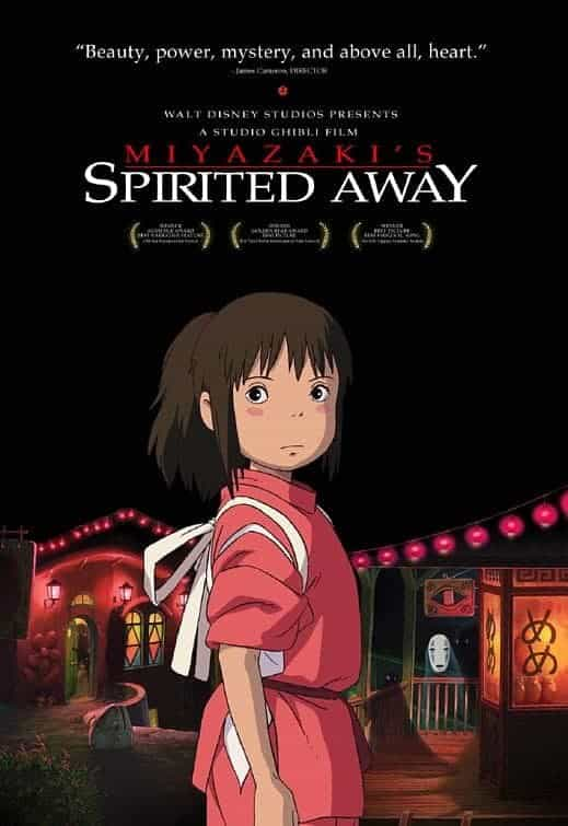 Spirited Away gets a Chinese release 18 years later and beats Toy Story 4 to number 1 in the same weekend