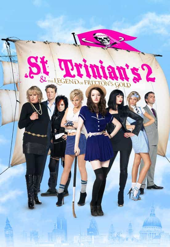 St. Trinian's 2: The Legend Of Frittons Gold