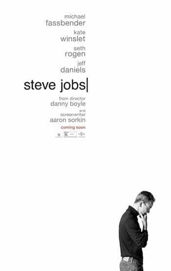 New trailer for Steve Jobs bio-pic released in the UK 13th November 2015