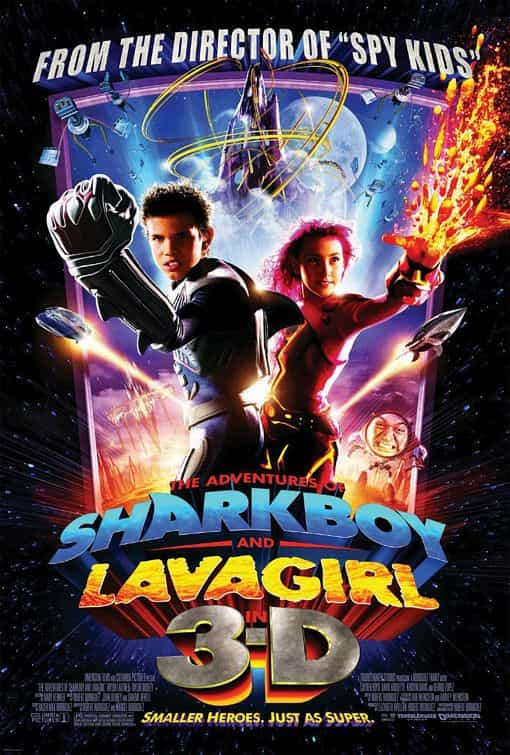 The Adventures Of Sharkboy And Lavagirl 3D