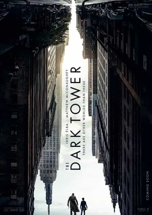 New trailer for The Dark Tower starring Idris Elba and Matthew McConaughey - released 18th August 2017