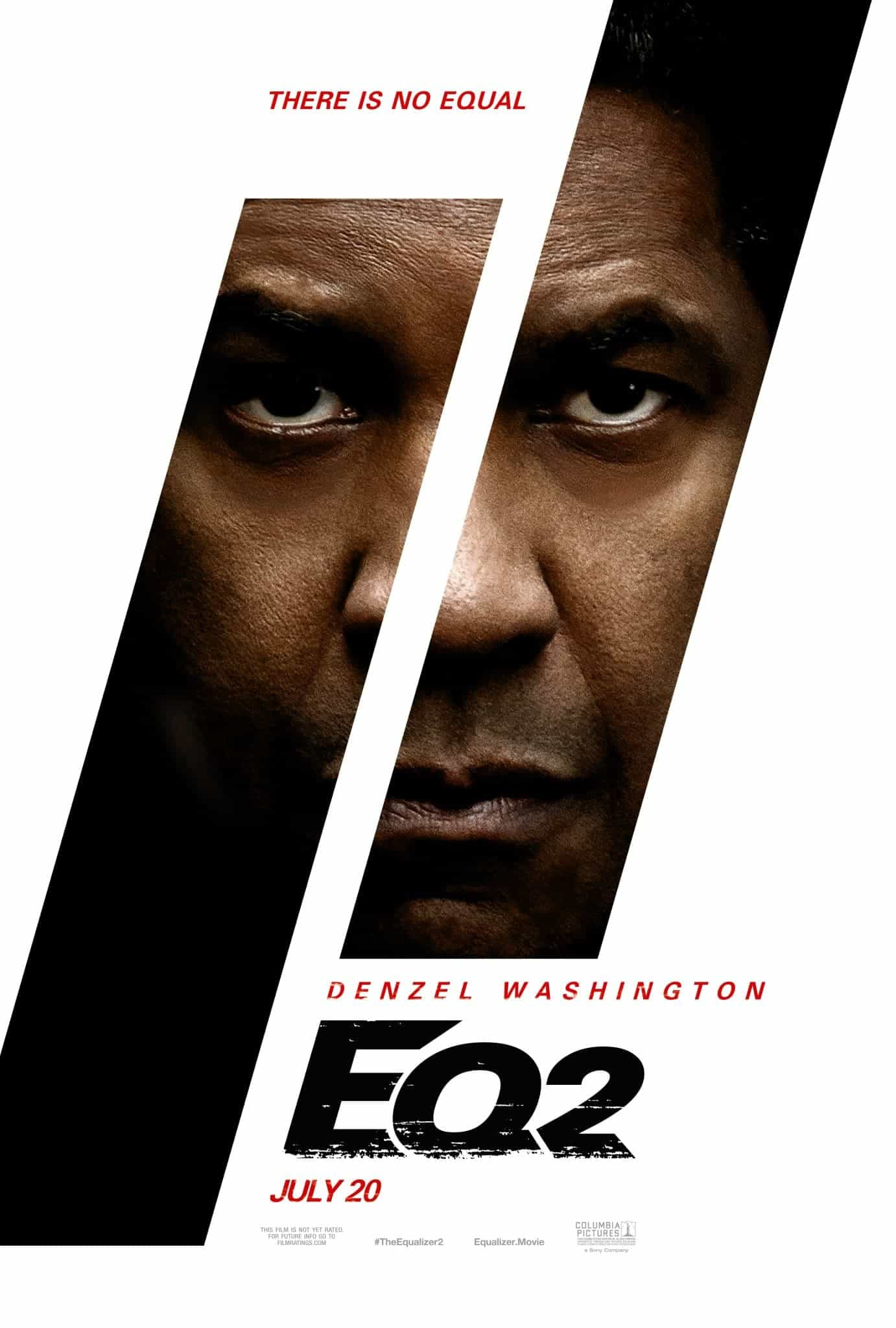 First trailer for Denzel Washington sequel The Equalizer 2