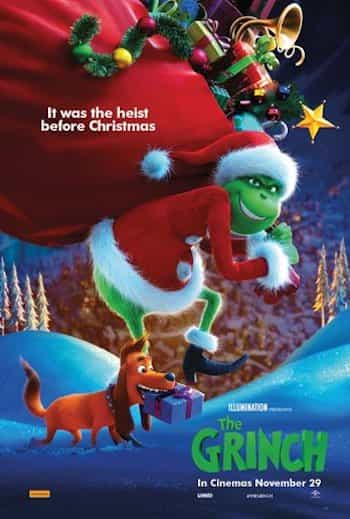 UK Box Office Analysis Weekend 9 - 11 November 2018:  The Grinch steals the top of the UK box office on its debut weekend