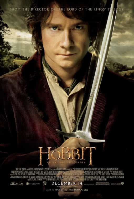The Hobbit teaser poster whets the appetite for Comic-Con