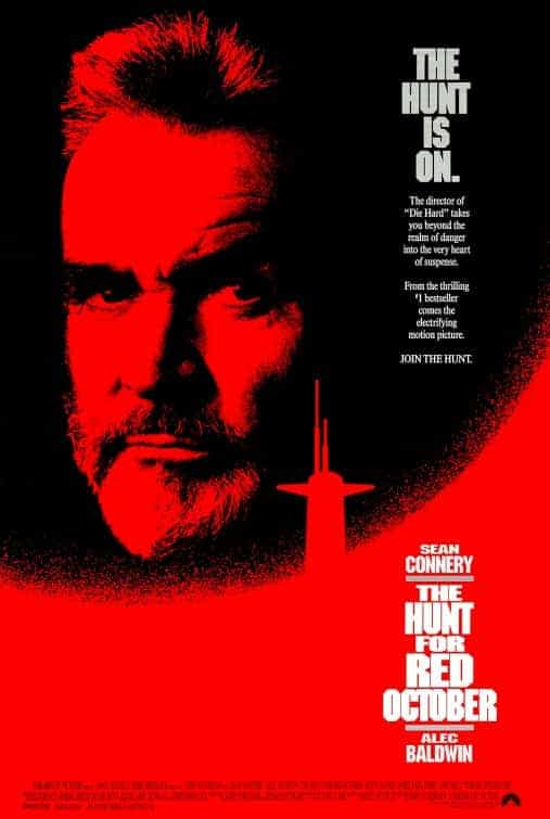 Historical UK Box Office - The Hunt For Red October (1990), [spooks] The Greater Good (2015), Kingdom Of Heaven (2005)