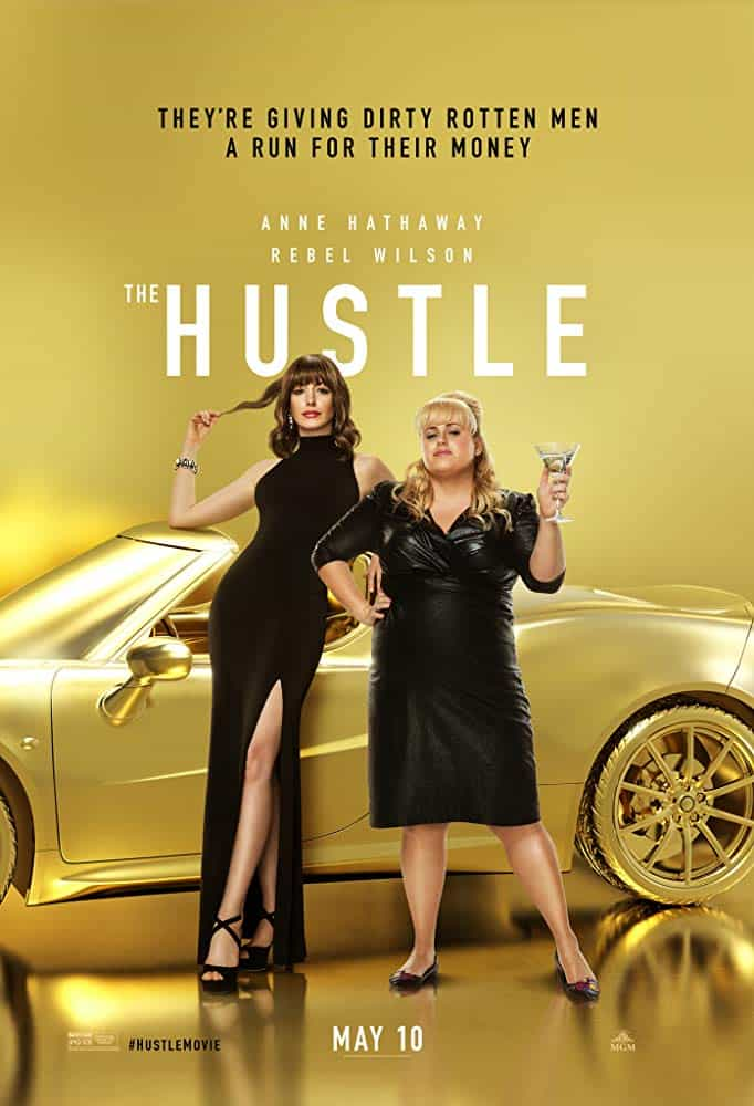 Trailer for Rebel Wilson and Anne Hathaway starring The Hustle