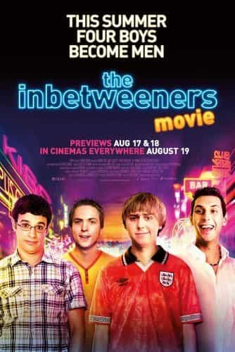 The Inbetweeners continues its number 1 run