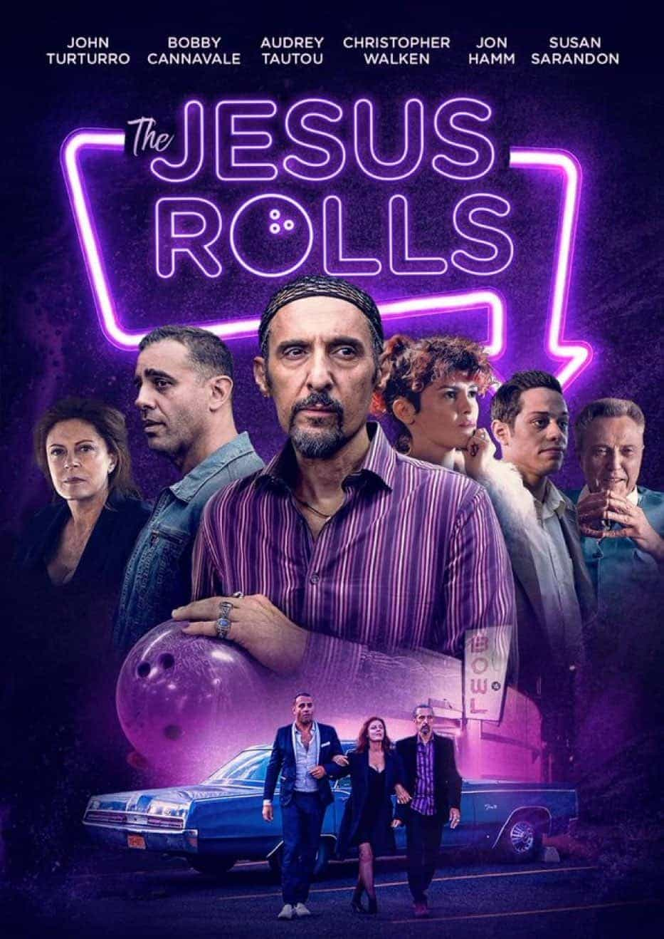 UK box office preview for weekend Friday, 20th March 2020 - The Jesus Rolls and Radioactive