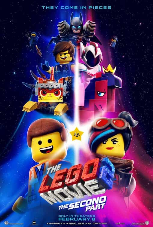 <span class='highlight-purple'><i>The Lego Movie</i></span> 2: The Second Part