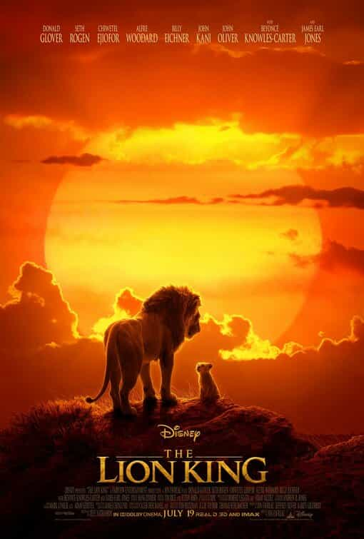 The live action The Lion King becomes the highest grossing animated movie of all time, sort of!