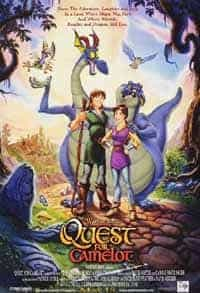 The Magic Sword Quest For Camelot