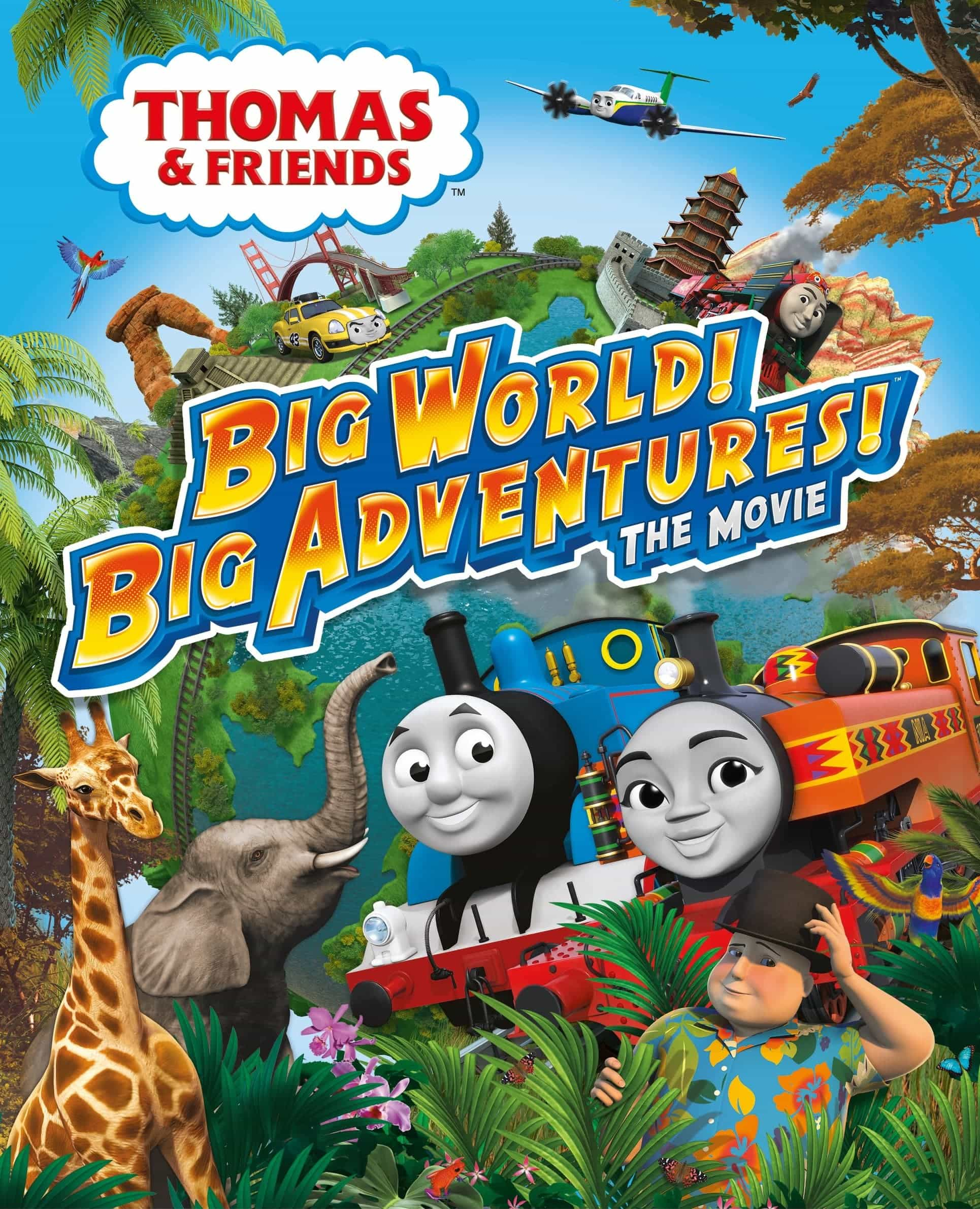 Thomas & Friends: Big World Big Adventures: The Movie