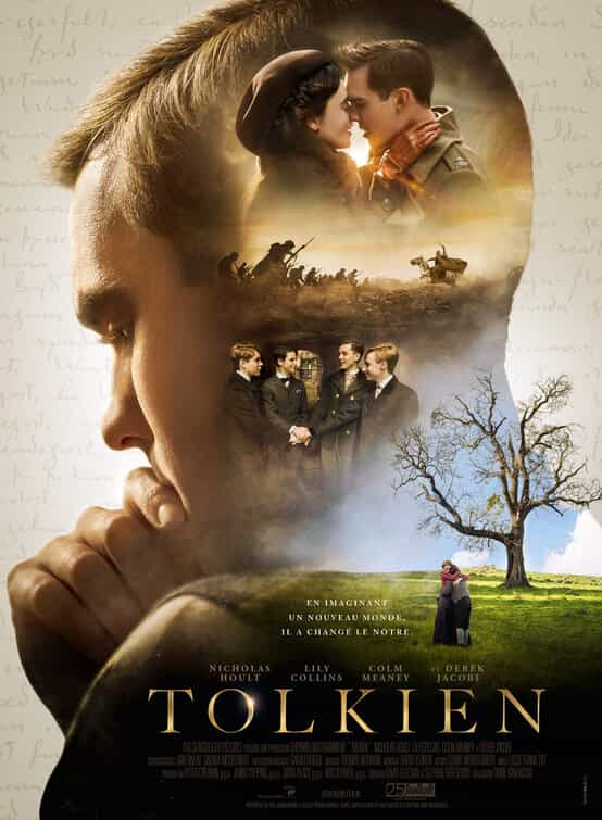 Tolkien in given a 12A rating in the UK for moderate war violence
