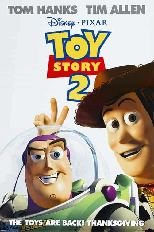 Historical UK Weekend Box Office, Toy Story 2 (2000), The Lego Movie 2: The Second Part (2019) and Fifty Shades Of Grey (2015)