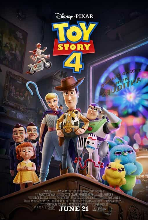 Toy Story 4 gets an age rating of U in the UK for very mild violence, scary scenes