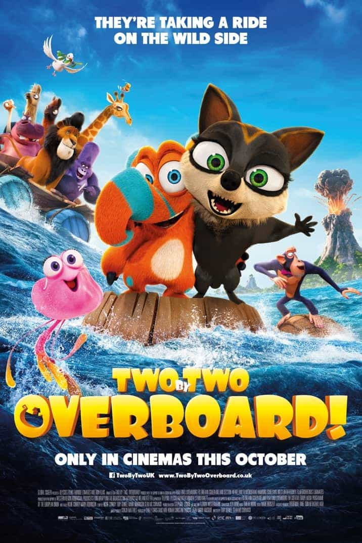 Two By Two: Overboard!