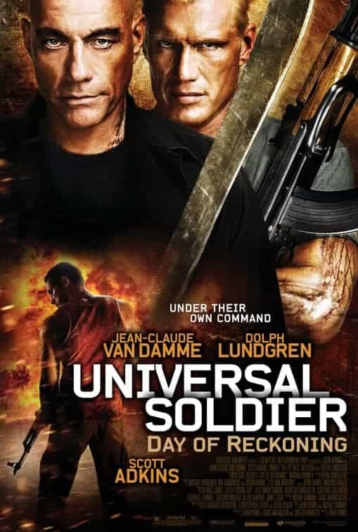 Universal Soldier Day Of Reckoning
