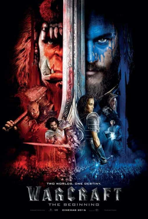 UK Box Office Report Weekend 3 June 2016:  Warcraft wins the weekend but Alice wins the week