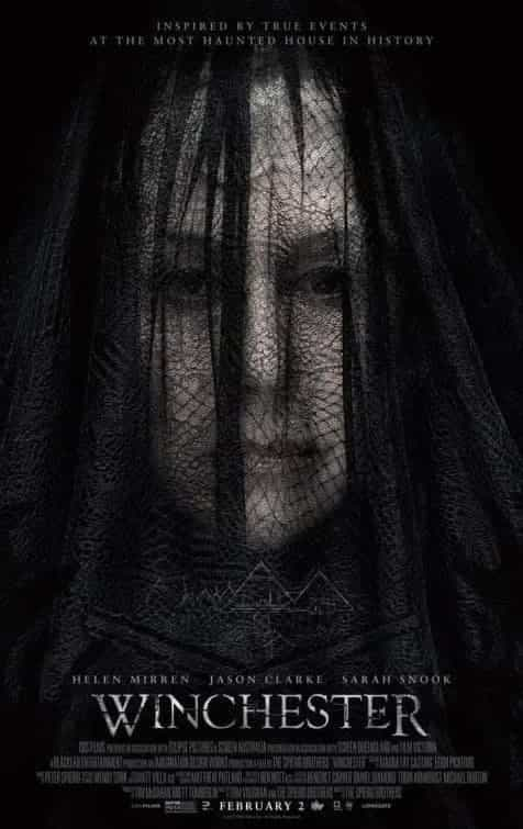 Winchester starring Helen Mirren gets a 15 Certificate for strong horror, threat