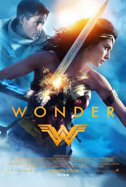 New trailer for Wonder Woman - the film will show the origins of Wonder Woman