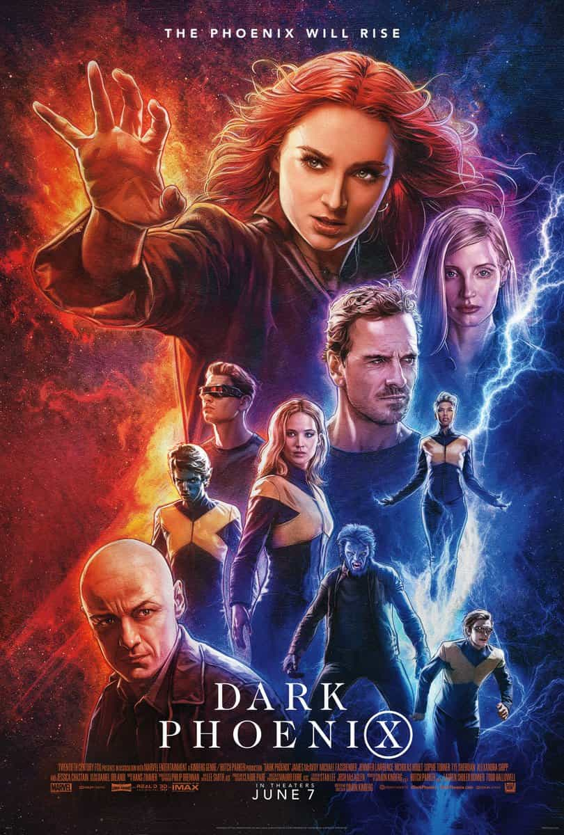First trailer for new X-Men spin off Dark Phoenix