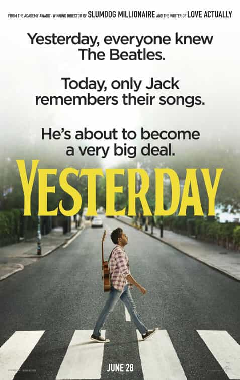Written by Richard Curtis and directed by Danny Boyle the first trailer for Yesterday