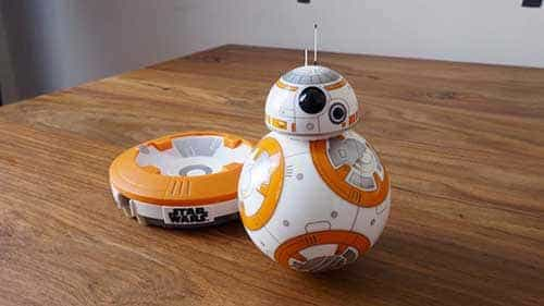 BB-8 toy could be the must have toy of The Force Awakens