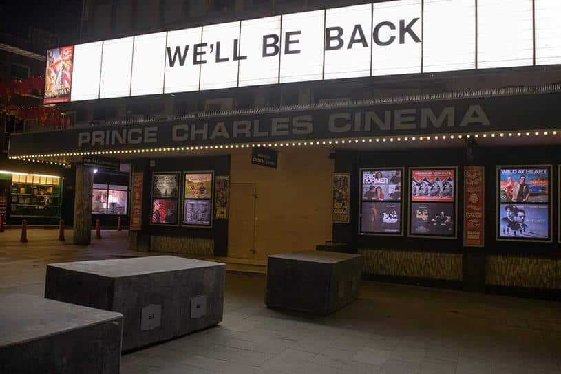 Cinemas in UK and America set to reopen in July, with safety guidelines and social distancing in place