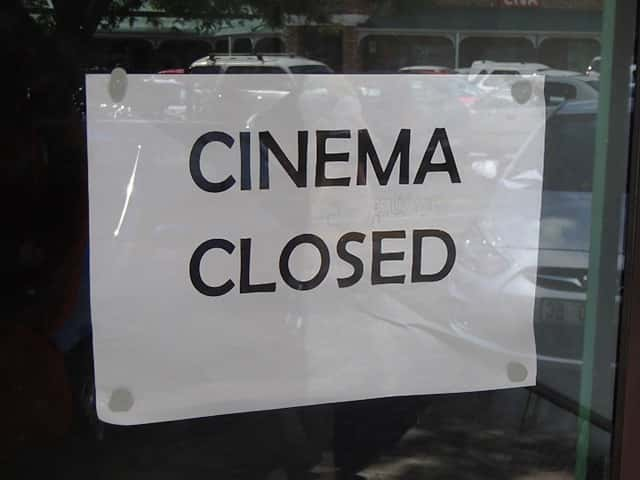 Closed Cinema