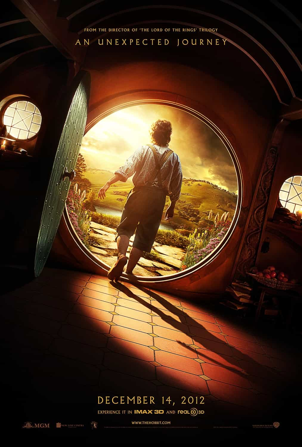 First image for <span class='green'><u><i><b>The Hobbit: An Unexpected Journey</b></i></u></span>