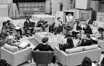 Lucasfilm make a huge announcement, the casting of Star Wars Episode VII, original cast members included, film opens 18th December 2015