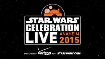 Star Wars Celebration to be streamed live on starwars.com, starts Thursday 16th April
